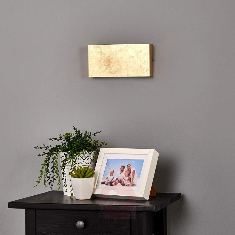 Golden Maja LED wall light, dimmable - Wall Lights