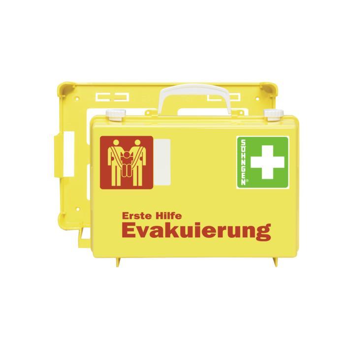 Rettungssitz Kombi im Erste Hilfe Koffer, Evakuierung - Rettungssyteme