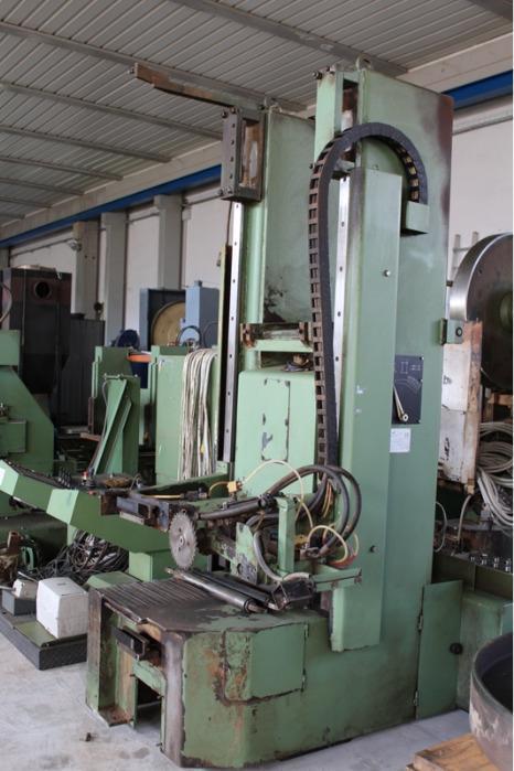 Segatronchi idraulico completo con meccanizzazione - Artiglio St 140 carro 4 morse idraulicche