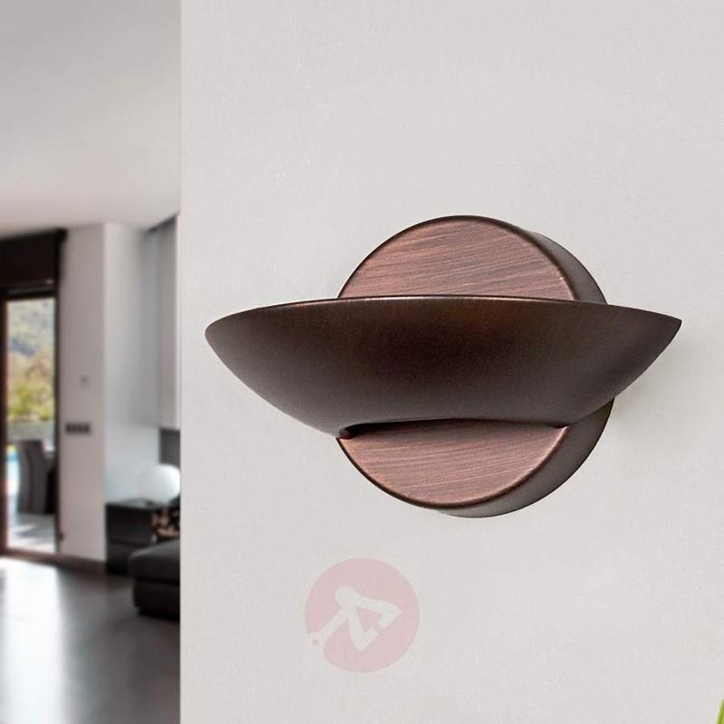 Matti - metal LED wall floodlight - Wall Lights