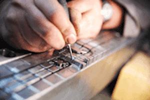 Fabrication de moules pour injection plastique