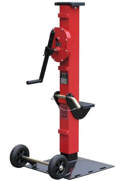 Werkstattwinde 1094 - Werkstattwinde mit verstellbarer Hubklaue, Kopflast 8 t, Klaue 7 t, Hub 480 mm