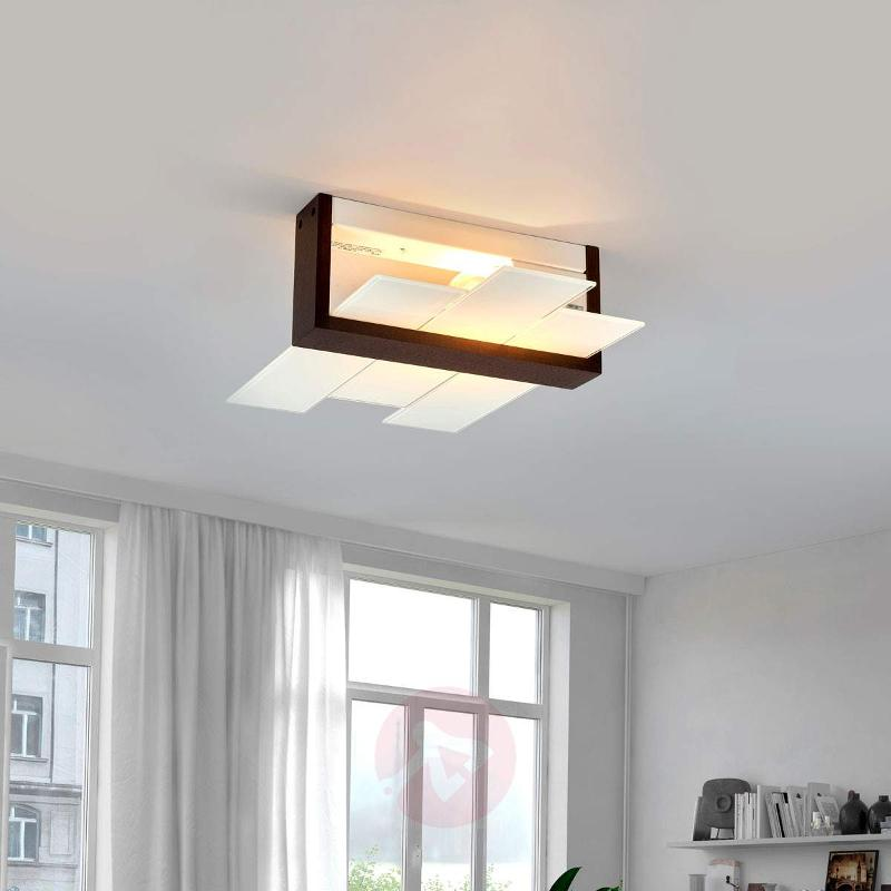 TRIAD - attractive wall and ceiling light - Wall Lights