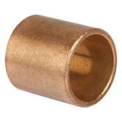 Palier lisse cylindrique bronze fritté - Palier lisse