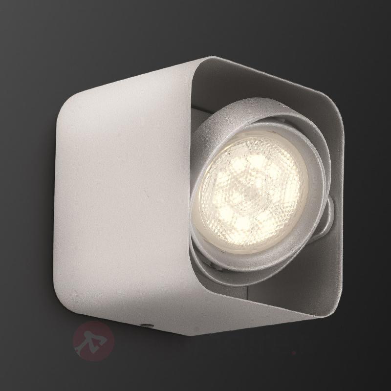 Spot LED Afzelia en aluminium - Spots et projecteurs LED