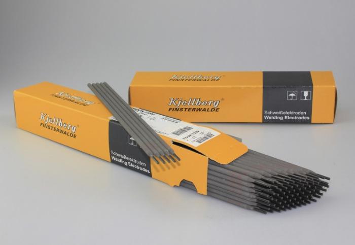 FIDUR - Electrodo de soldadura superpuesto