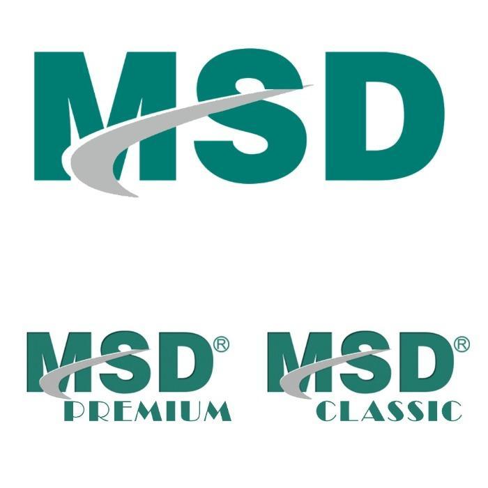 MSD пленка -