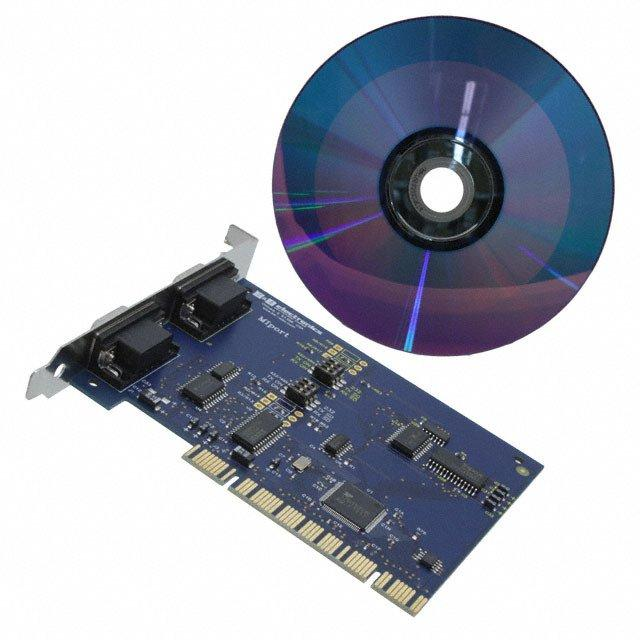 2PORT MIPORT UNIVERSAL PCI CARD - B&B SmartWorx, Inc. 3PCIU2