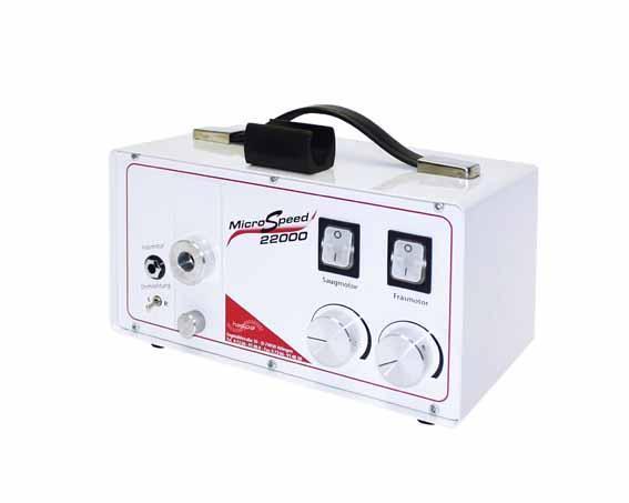 Control unit MicroSpeed 22000 - Mikromotor MicroSpeed