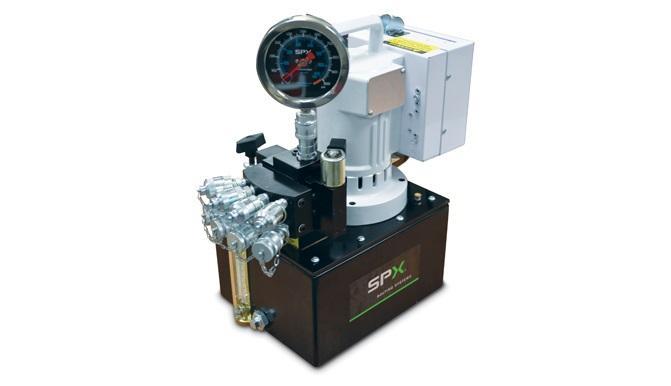 PE55TWP Classic Series Electric Hydraulic Pump - Pumps