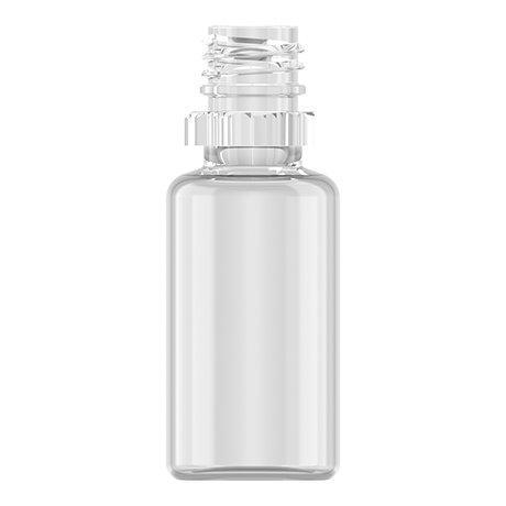 Flacon e.liquide PET - Plastique 10-20 ml FLSPE15PET