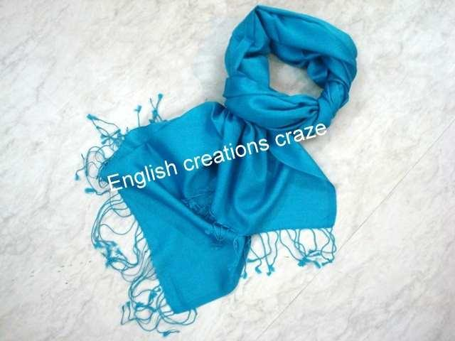 Silk Lurex Scarves - Silk Lurex Scarves