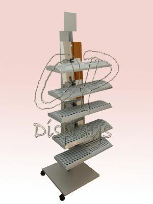 Cosmetic Vertical Racks - null