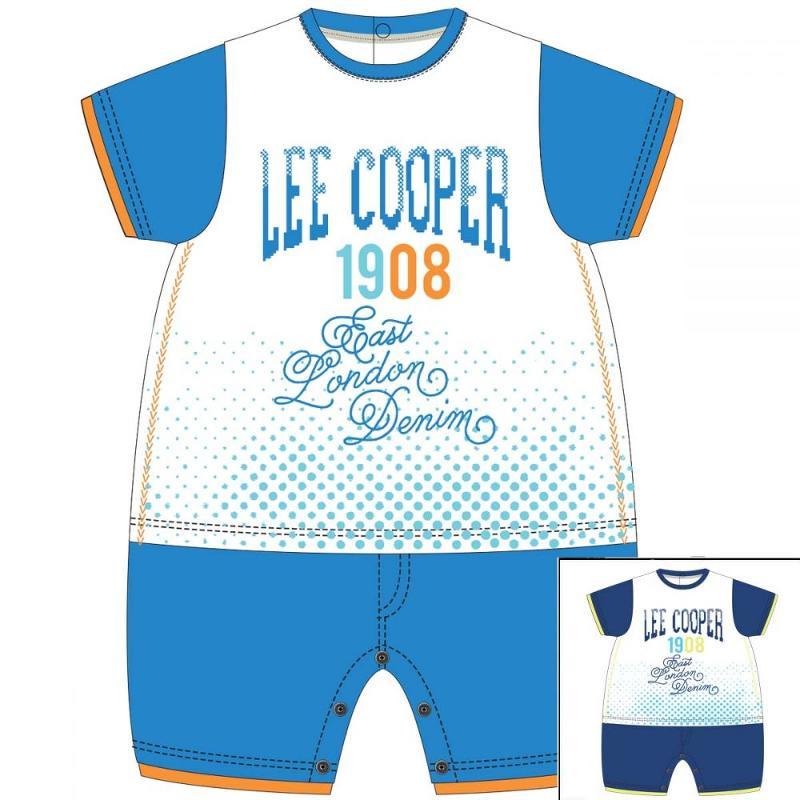 16x Combis Lee Cooper du 3 au 24 mois - Vêtement été