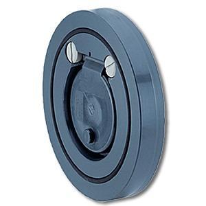 盖米RSK - 盖米RSK是款塑料止回阀。通过夹紧在两个法兰管道之间进行安装。