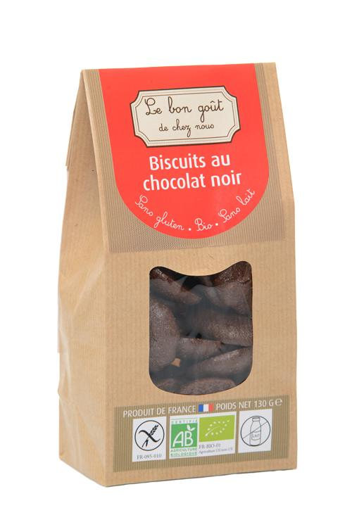 Biscuits au chocolat noir VRAC - Épicerie sucrée