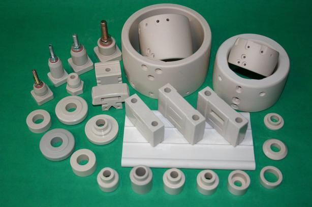 Isolierelemente für elektrische Widerstände -