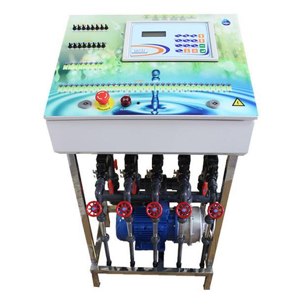 EQUIPO DE FERTIRRIGACIÓN AUTOMÁTICA - Las máquinas de fertirrigación se elaboran a medida según requerimientos.