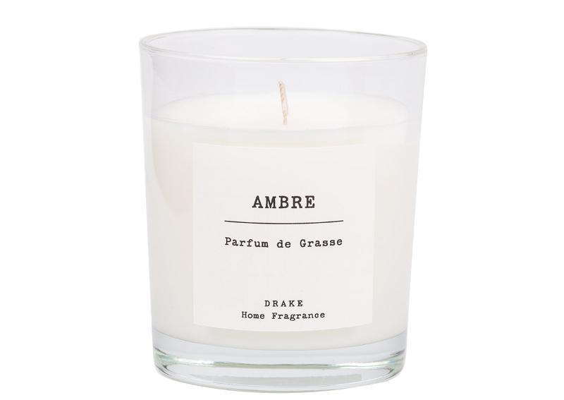 BOUGIE PARFUMÉE - AMBRE -
