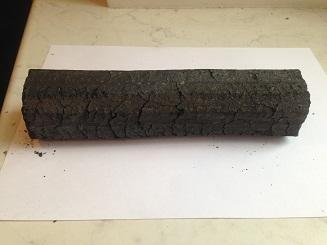 Древесно угольный брикет