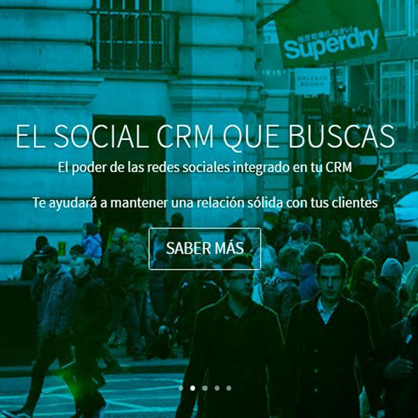 Herramientas de marketing - Social CRM