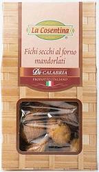 Fichi Secchi di Calabria - Box Mandorlati gr.200 - null