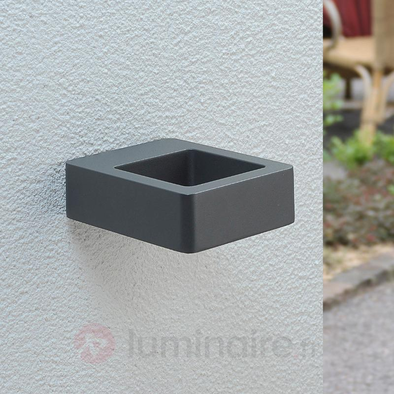 Applique d'extérieur LED Bernardo attrayante - Appliques d'extérieur LED