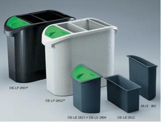 oecoline - A »cleaned-up« waste-basket is precious