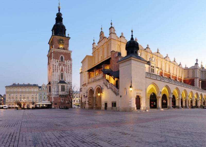 Kraków- Polish treasure 120EUR/pp* - City break