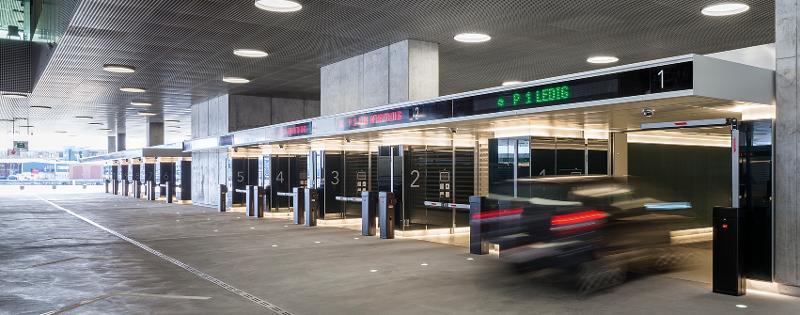 Volautomatische parkeersysteemen zonder pallets CUBILE S - Parkeersystemen