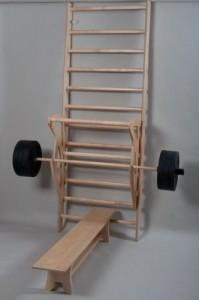 Sport excercise set - Gym Equipment