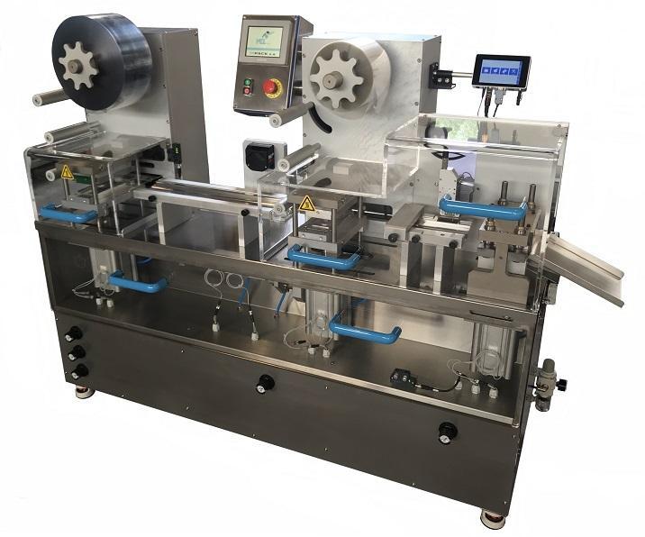 IMPACK 5.0 - Blisteratrice automatica da laboratorio