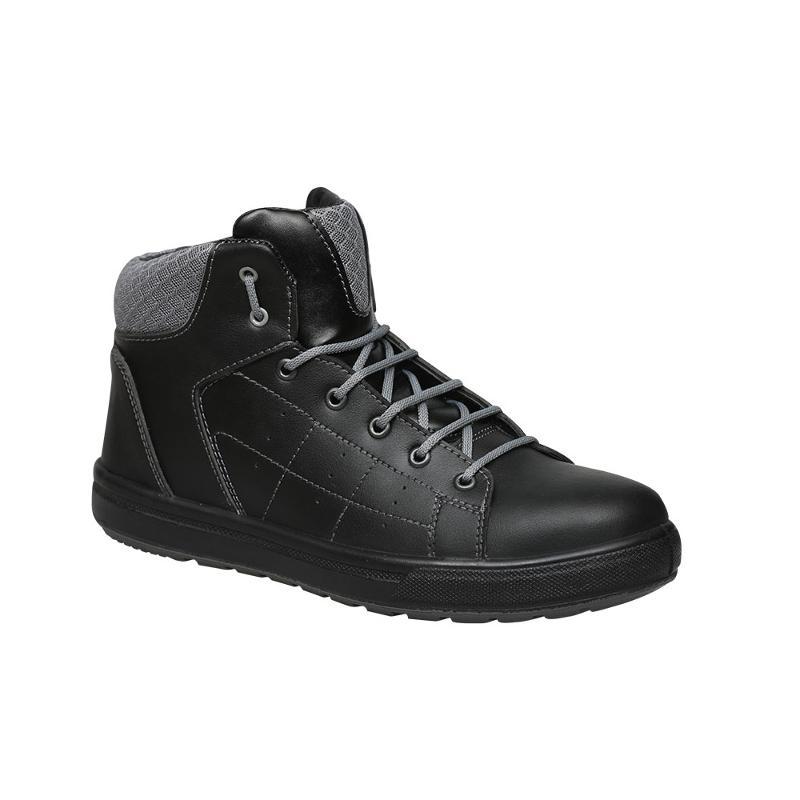Black Safety/hs3 - En Iso 20345:2011 - Chaussures De Sécurité Haute