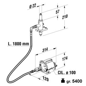 Unità Base pneumatica per rivetti - A RICHIESTA - Automazioni e macchine speciali