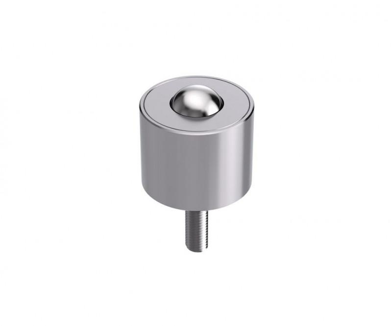 Schwerlastkugelrolle mit Gewindezapfen - Schwerlastkugelrolle mit Gewindezapfen direkt vom Hersteller!