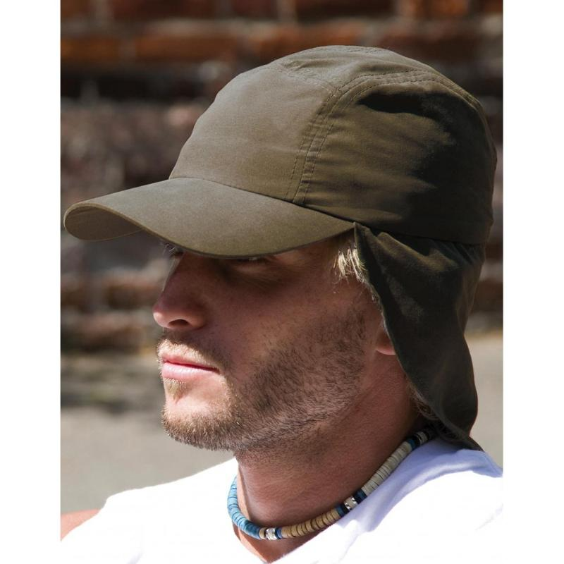 Chapeau à visière arrondie - Casquettes