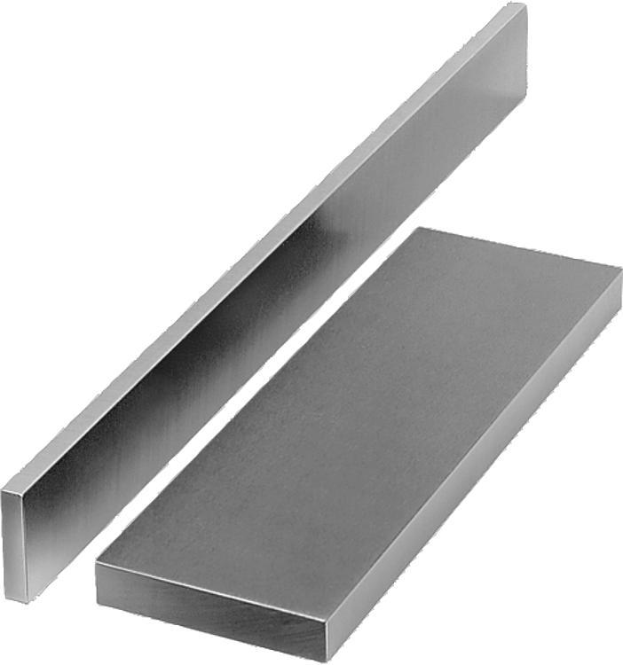 Rectangular plates precision steel - Plates