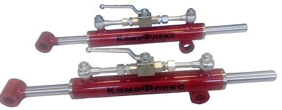 Гидроцилиндр люльки манипулятора - Производство гидроцилиндров
