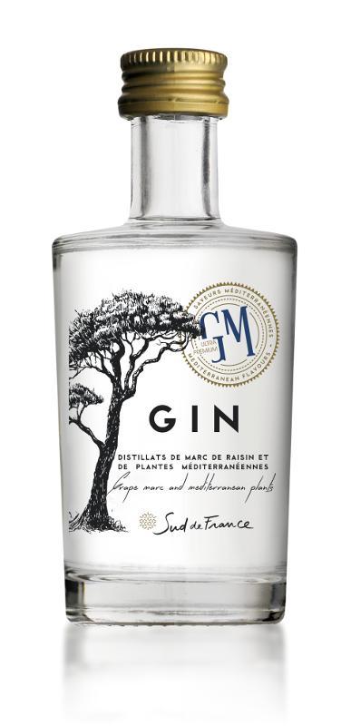 Gin Mignonettes - Boissons