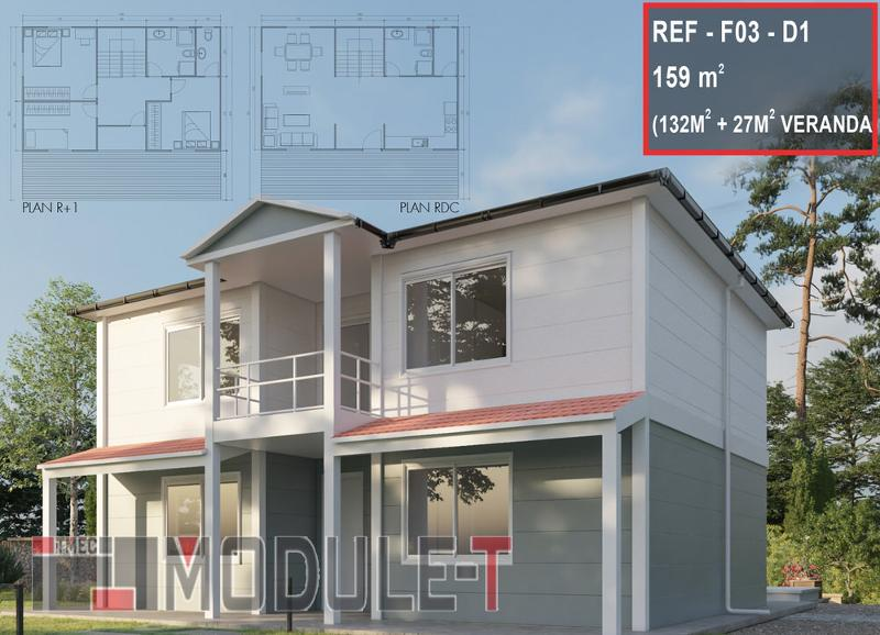Four Bedroom Prebaricated House - null