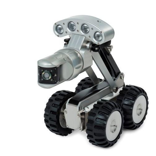 """Fahrwagensysteme """"FW"""" - Fahrwagen zur Verwendung in Kombination mit Axial- oder Schwenkkopfkamera"""