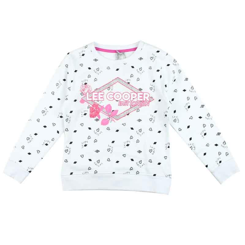 Wholesaler Sweat kids Lee Cooper - Sweat and Pullover and Jacket