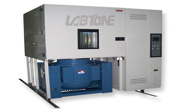 Customized Vibration, Temperature And Humidity Test Chamber Automotive Parts - Environmental Test System