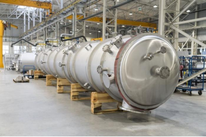 Custom-made equipment from stainless steel - CUSTOMISED MACHINE MANUFACTURING