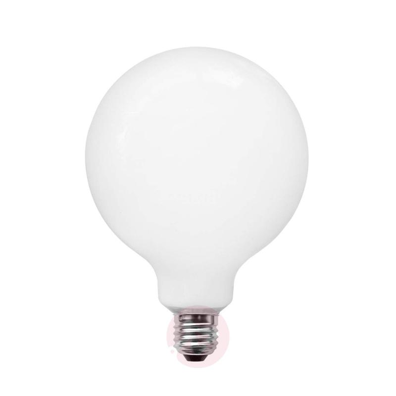 E27 4 W 926 LED globe lamp G80, dimmable, opal - light-bulbs