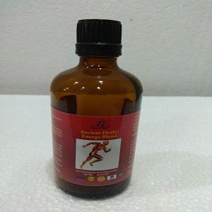 Ancient Healer energy blend 100ml - Energy blend massage oil