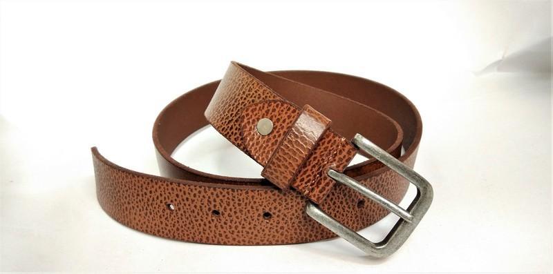 Tiger print casual belt - Split me's belt