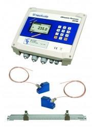 Débitmètre à ultrasons non intrusif  - série CU