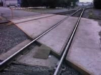 Crossing levels - Connections - RAILFLEX System