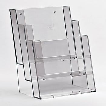 Standaard displays voor documenten - Taymar® gamma: brochurehouder: 3C160